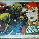 Tebeos: EL MUNDO FUTURO Nº 5 - TORAY 1955 - ORIGINAL. Lote 52593418