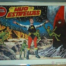 Tebeos: EL MUNDO FUTURO Nº 9 - TORAY 1955 - ORIGINAL. Lote 52593437