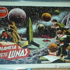 Tebeos: EL MUNDO FUTURO Nº 12 - TORAY 1955 - ORIGINAL. Lote 52593461