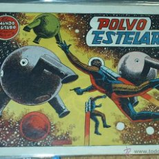 Tebeos: EL MUNDO FUTURO Nº 13 - TORAY 1955 - ORIGINAL. Lote 52593476
