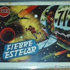 Tebeos: EL MUNDO FUTURO Nº 19 - TORAY 1955 - ORIGINAL. Lote 52593524