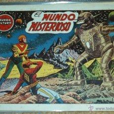 Tebeos: EL MUNDO FUTURO Nº 36 - TORAY 1955 - ORIGINAL. Lote 52593582