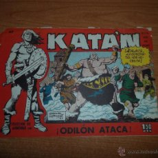 Tebeos: KATAN Nº 37 EDITORIAL TORAY ORIGINAL . Lote 52745738