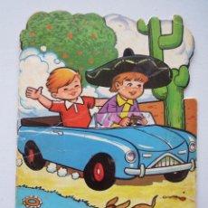 Tebeos: CUENTO TROQUELADO - EL MEJICANO - EDICIONES TORAY - AÑO 1968.. Lote 52893639