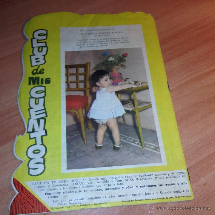 Tebeos: MIS CUENTOS Nº 418 (ED. TORAY) (CLA25) - Foto 2 - 53035878