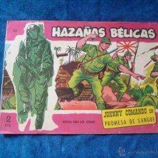 BDs: HAZAÑAS BELICAS SERIE ROJA Nº 301 TORAY 1958. Lote 53311528