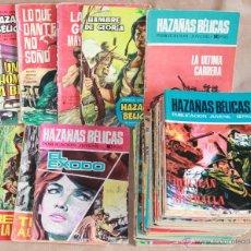 Tebeos: HAZAÑAS BÉLICAS - TORAY 1961 - 3 39 43 62 63 64 71 73 79 81 83 88...177 187 214 216 220 238 241 244. Lote 79687054