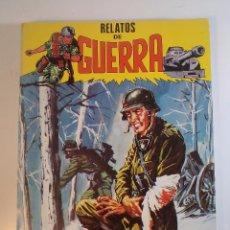 Tebeos: RELATOS DE GUERRA. UN VOLUMEN CON LOS NÚMEROS 1-2-3. G4 EDICIONES. EDICIONES TORAY.. Lote 53644014