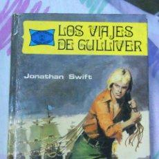 Tebeos: LOS VIAJES DE GULLIVER JONATHAN SWIFT EDICIONES TORAY 1977. Lote 53722244