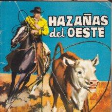 Tebeos: COMIC COLECCION HAZAÑAS DEL OESTE Nº 29. Lote 105901215