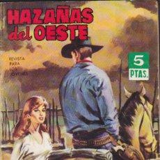 Tebeos: COMIC COLECCION HAZAÑAS DEL OESTE Nº 68. Lote 105901230