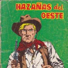 Tebeos: COMIC COLECCION HAZAÑAS DEL OESTE Nº 132. Lote 54023393