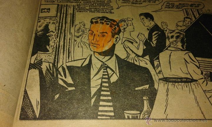 Tebeos: COMICS REVISTA JUVENIL FEMENINA COLECCIÓN AZUCENA, GRACIELA, SUSANA... AÑO 1958. ENCUADERNADOS. - Foto 6 - 54078592