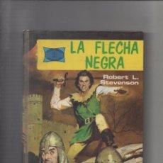 Tebeos: LA FLECHA NEGRA. ROBERT STEVENSON .HISTORIAS FAMOSASNº 5 EDITORIAL TORAY.DA. Lote 54114007