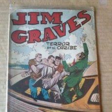 Tebeos: JIM GRAVES N º35 - TORAY - TA. Lote 54185552