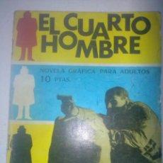 Tebeos: BRIGADA SECRETA Nº 177-EL CUARTO HOMBRE-1966-GRAN JAVIER RUMEU-REGULAR-DIFÍCIL-8548. Lote 118944075
