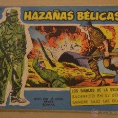 Tebeos: HAZAÑAS BELICAS, EXTRA AZUL, Nº 148. BOIXCAR. LITERACOMIC.. Lote 54515649