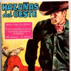 Tebeos: Nº 7 HAZAÑAS DEL OESTE. EDICIONES TORAY,S.A. BARCELONA 1962-1971. Lote 54532571