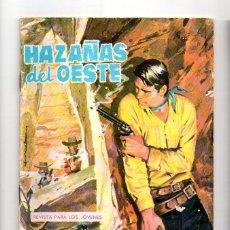 Tebeos: Nº 56 HAZAÑAS DEL OESTE. EDICIONES TORAY,S.A. BARCELONA 1962-1971. Lote 54532627