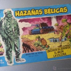 Tebeos: HAZAÑAS BELICAS Nº 275 TORAY1958. Lote 54724140