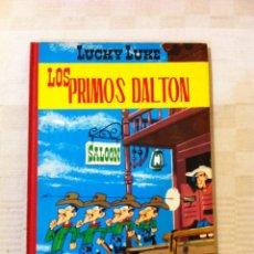Tebeos: LUCKY LUKE LOS PRIMOS DALTON - MORRIS - EDICIONES TORAY - 2ª SEGUNDA EDICION 1969. Lote 54727785