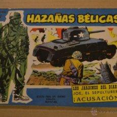 Tebeos: HAZAÑAS BELICAS, EXTRA AZUL, Nº 137. BOIXCAR. LITERACOMIC.. Lote 54741686