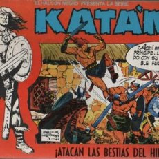 Comics - comic KATAN - 1980 atacan las bestias del hielo - ursus ediciones - toray marco iberica - midesa - 54747762