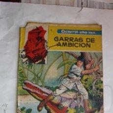 Tebeos: OCURRIO UNA VEZ Nº 4 ORIGINAL. Lote 54925861