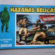 Tebeos: HAZAÑAS BELICAS Nº 118 URSUS TORAY 1973. Lote 54993920