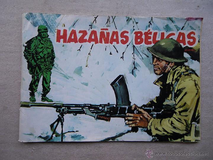 HAZAÑAS BELICAS Nº 70 URSUS TORAY 1973 (Tebeos y Comics - Toray - Hazañas Bélicas)