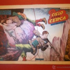 Tebeos: COMIC - HAZAÑAS BÉLICAS - EL CIELO ESTÁ CERCA - AÑO 9 IX - Nº NÚMERO 206 - EDICIONES TORAY - . Lote 55029613
