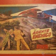 Tebeos: COMIC - HAZAÑAS BÉLICAS - EL AGENTE ENEMIGO - Nº NÚMERO 119 - EDICIONES TORAY - . Lote 55029674