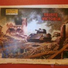 Tebeos: COMIC - HAZAÑAS BÉLICAS - TRISTE VICTORIA - AÑO IX 9 - Nº NÚMERO 216 - EDICIONES TORAY - . Lote 55029746