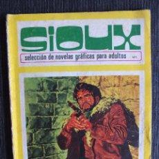 Tebeos: SIOUX Nº 2 EDICIONES TORAY. Lote 55134273