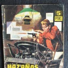 Tebeos: HAZAÑAS DEL OESTE Nº 39 EDICIONES TORAY. Lote 55136989