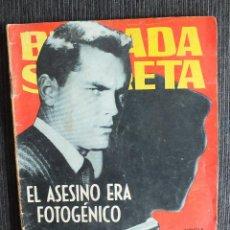 Tebeos: BRIGADA SECRETA Nº 97 EDICIONES TORAY. Lote 55137891