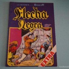Tebeos: CÓMIC DE FLECHA NEGRA CARA A CARA Nº 4 AÑO 1982 DE EDICIONES URSUS LOTE 10. Lote 55335743