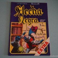 Tebeos: CÓMIC DE FLECHA NEGRA FUGA AUDAZ Nº 5 AÑO 1982 DE EDICIONES URSUS LOTE 10. Lote 55335756