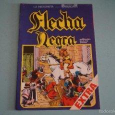 Tebeos: CÓMIC DE FLECHA NEGRA LA TRAICIÓN DE ZAINA Nº 3 AÑO 1982 DE EDICIONES URSUS LOTE 10. Lote 55335797