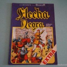 Tebeos: CÓMIC DE:FLECHA NEGRA,A SANGRE Y FUEGO,Nº2,AÑO 1982,DE EDICIONES URSUS. Lote 55335809