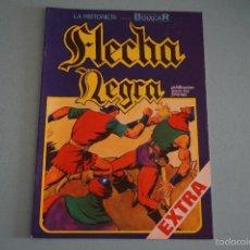 Tebeos: CÓMIC DE FLECHA NEGRA PUÑOS DE ACERO Nº 9 AÑO 1982 DE EDICIONES URSUS LOTE 10. Lote 55335824