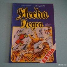 Tebeos: CÓMIC DE FLECHA NEGRA LUCHA FEROZ Nº 8 AÑO 1982 DE EDICIONES URSUS LOTE 10. Lote 55335829