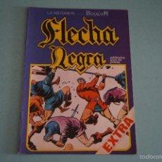 Tebeos: CÓMIC DE FLECHA NEGRA LA VICTORIA Nº 12 AÑO 1982 DE EDICIONES URSUS LOTE 10. Lote 55335909