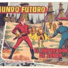 Tebeos: MUNDO FUTURO, NUMERO 56, ORIGINAL. Lote 55358417