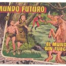 Tebeos: MUNDO FUTURO, NUMERO 79, ORIGINAL. Lote 55358424