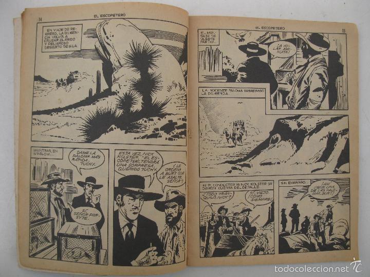 Tebeos: SIOUX - Nº 163 - EL ESCOPETERO - EDICIONES TORAY - AÑO 1970. - Foto 2 - 55712744
