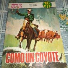 Tebeos: SIOUX Nº 94 COMO UN COYOTE TORAY 1967. Lote 60913599