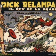 Tebeos: ARCHIVO (612): DICK RELÁMPAGO Nº 6 DE IRANZO (TORAY, 1960). Lote 55789676