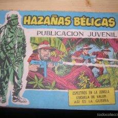 Tebeos: HAZAÑAS BÉLICAS, Nº350 POR: BOIXCAR-EDC: TORAY-ORIGINAL. Lote 55900945