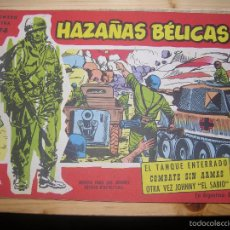Tebeos: HAZAÑAS BÉLICAS, Nº EXTRA 74 POR: BOIXCAR-EDC: TORAY-ORIGINAL,AÑO 1958. Lote 55901271